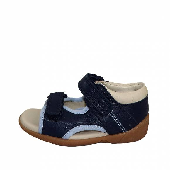 Παιδικά Σανδάλια Clarks Zora Spirit T 26149059 7 Navy leather