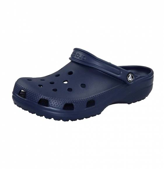 Unisex Clog Crocs 10001 410 classic Navy roomy fit