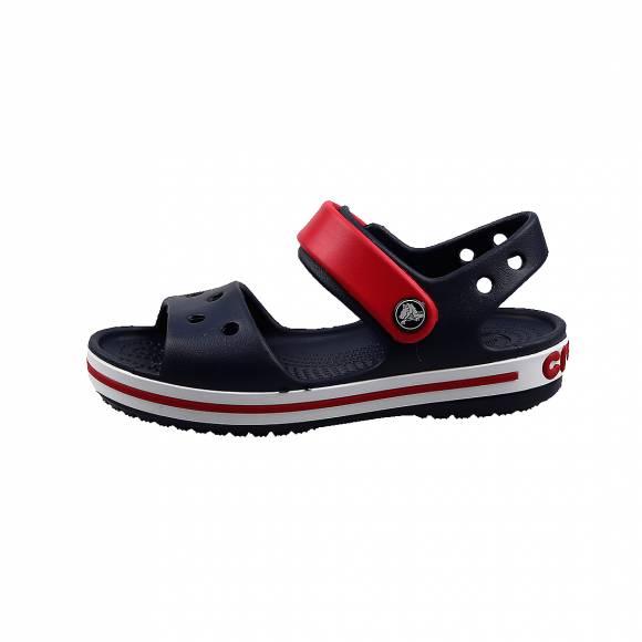 Παιδικά Σανδάλια Crocs 12856 485 Crocband Sandal kids Navy Blue relaxed fit