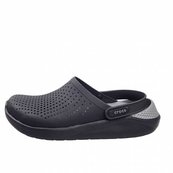 Ανδρικά Clog Crocs 204592 0DD Literide clog Black Pepper Relaxed fit