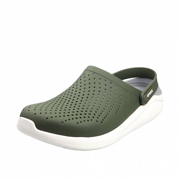 Ανδρικά Clog Crocs 204592 37P Literide clog Army Pepper Relaxed fit
