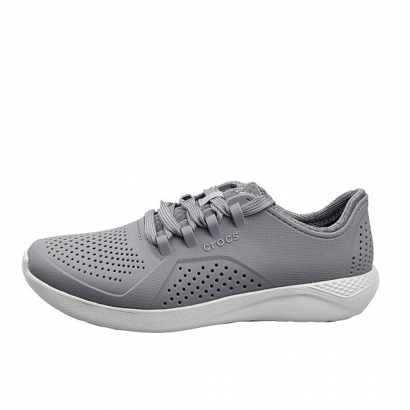 Ανδρικά Sneakers Crocs 204967 01W literide Pacer M Grey Charc relaxed fit