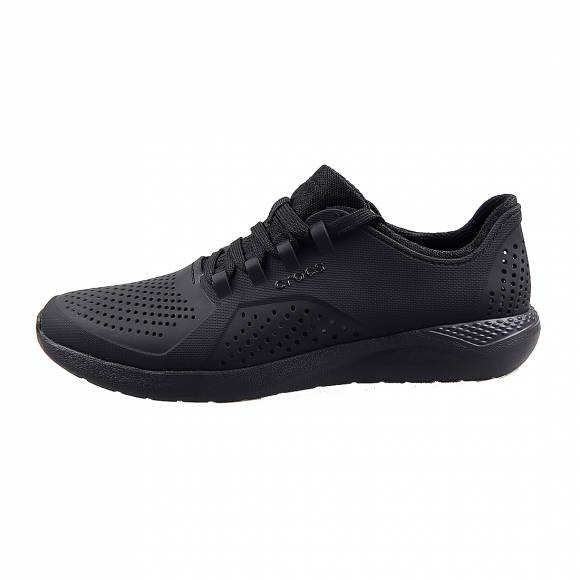 Ανδρικά Sneakers Crocs 204967 060 literide Pacer M Black Black relaxed fit