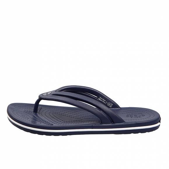 Γυναικείες Σαγιονάρες Crocs 206100 410 Croband Flip W Navy
