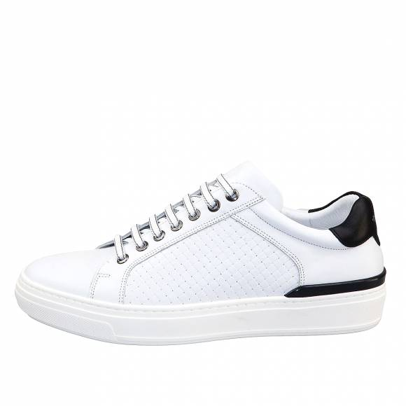 Ανδρικά Sneakers Damiani 2650 White