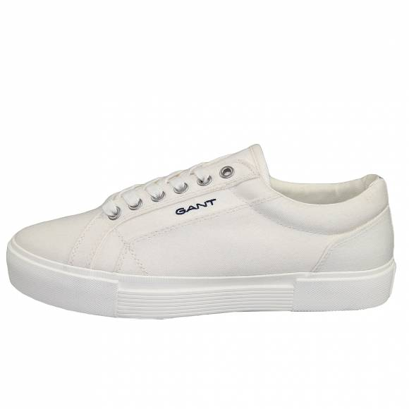 Ανδρικά Sneakers Gant Chapmroyal 20638412 cotton twill G20 off white