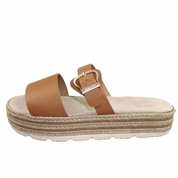 Γυναικεία Flatforms Gant Dalsywall 20561455 leather G41 Tan