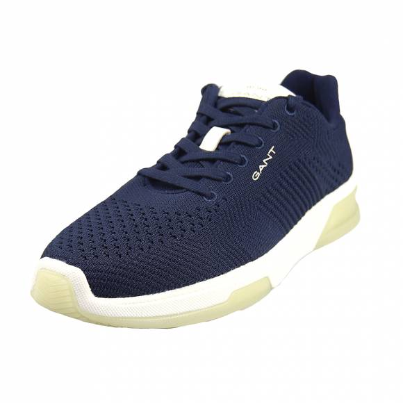 Ανδρικά Sneakers Gant Hightown 20639528 Knit recy ocean pet G69 storme blue