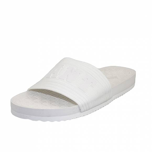 Γυναικείες slider Gant Plagepool 20568434 Knit G290 Bright White
