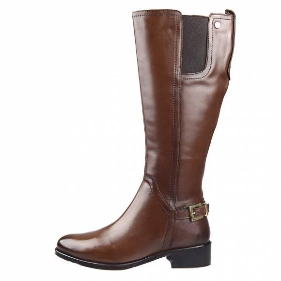 Γυναικείες Μπότες Gianna Kazakou AB7471 Estlaura2019 D Tan
