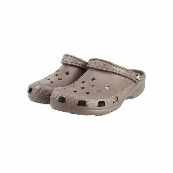 Ανδρικά Clog CROCS CLASSIC CHOCOLATE ROOMY FIT 10001-200