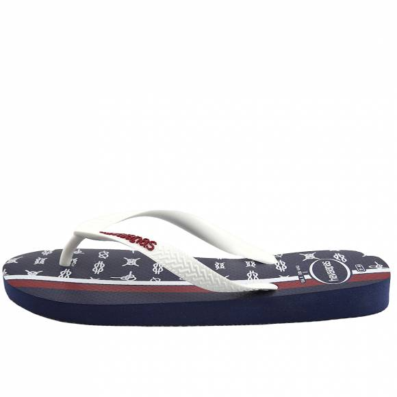 Ανδρικές Σαγιονάρες Havaianas Top Nautical 4137126 3116 Navy Blue White