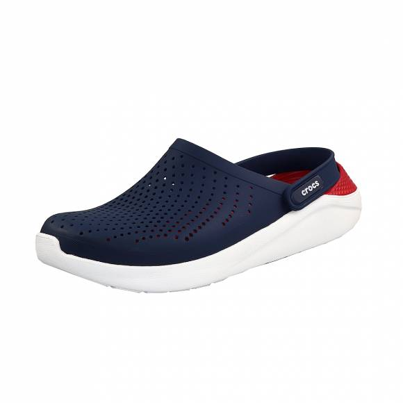 Ανδρικά Clog Crocs 204592 4CC Literide clog Navy Pepper Relaxed fit