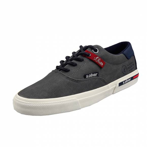 Ανδρικά Sneakers S.Oliver 5 13609 24 212 Dark Grey