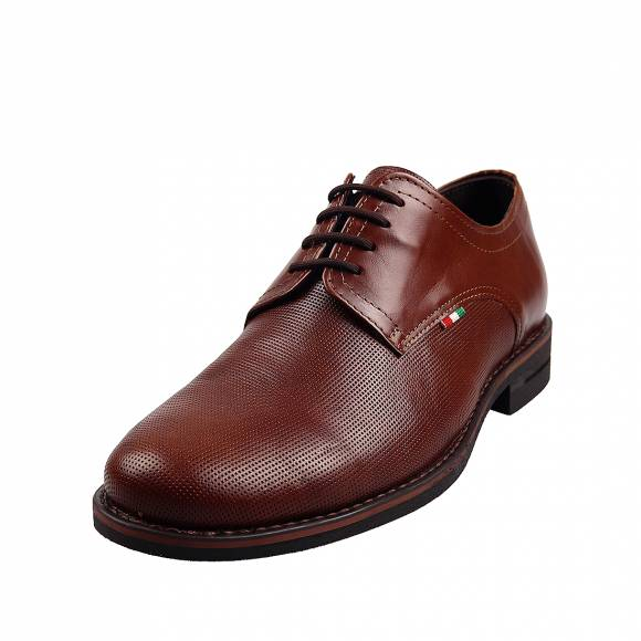 Ανδρικά Παπούτσια Casual  Verraros  21 Cognac