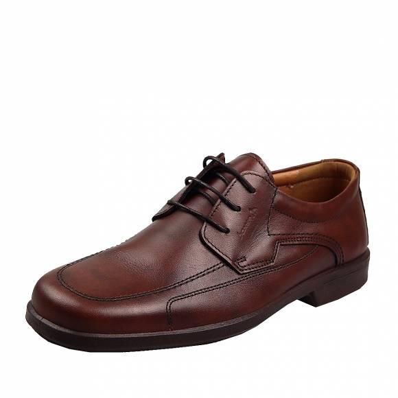 Ανδρικά Παπούτσια Casual Boxer 10104 Καφέ