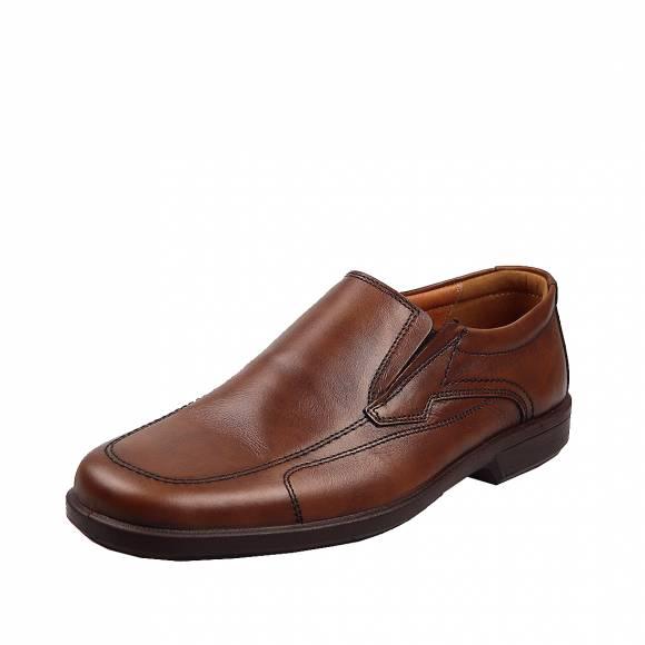 Ανδρικά Παπούτσια Casual Boxer 10105 Ταμπά