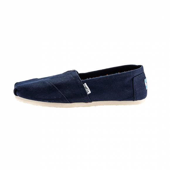 TOMS 1000873 CLASSIC NAVY CANVAS