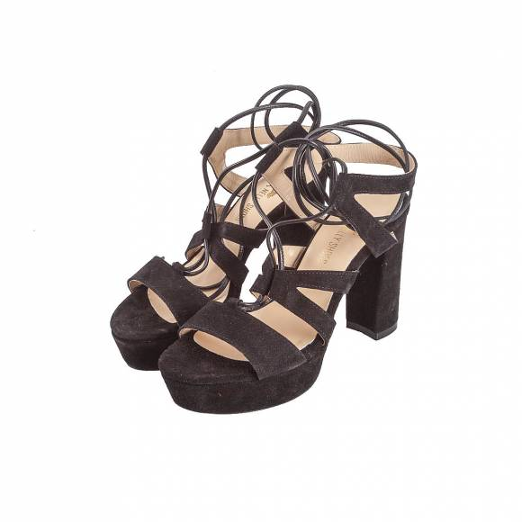 NELLY SHOES NL099 63 F3 BLACK