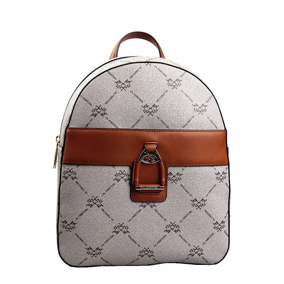 Γυναικεία Τσάντα La Martina Backpack Monica 41W496 P0009 f4013 Nomad Choco Brown