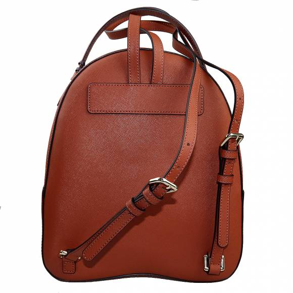 Γυναικεία Τσάντα La Martina Backpack NINA 41W431 P0034 04129 Coconut shell