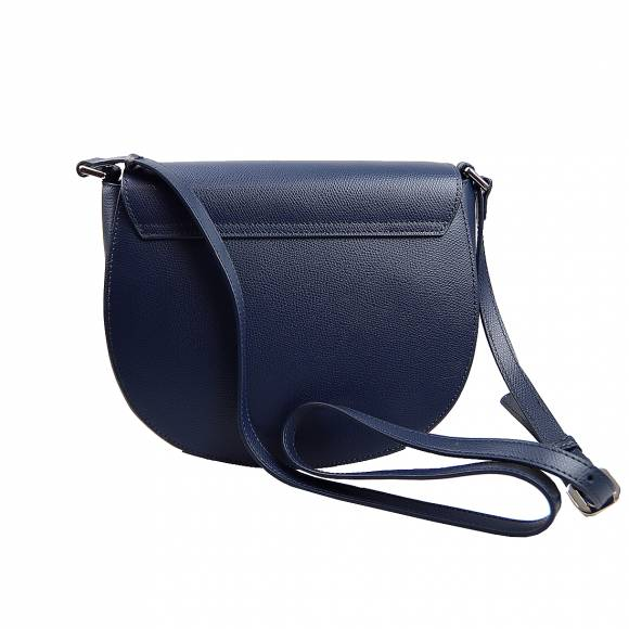 Γυναικεία Τσάντα La Martina Cross over bag With Flap Nevad 41W406 P0005 07017 Navy