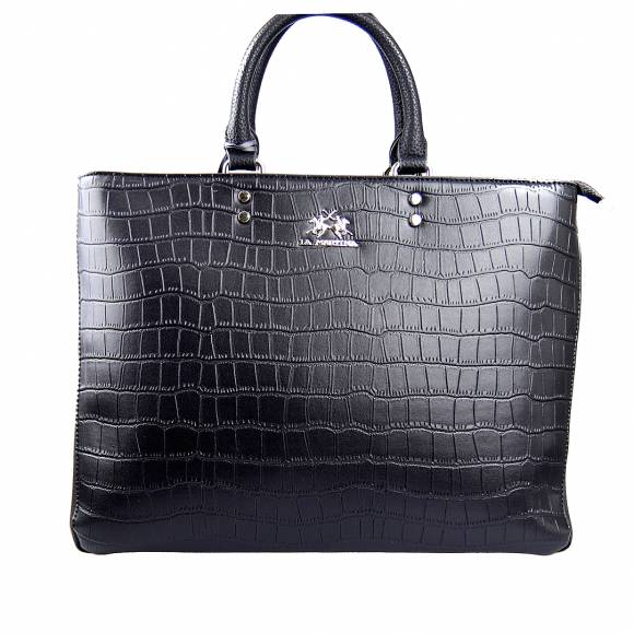 Γυναικεία Τσάντα La Martina LMBA00218P Bag Heritage La Martina Black