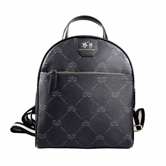 Γυναικεία Τσάντα Backpack La Martina LMZA00114P Backpack Malp La Martina Black