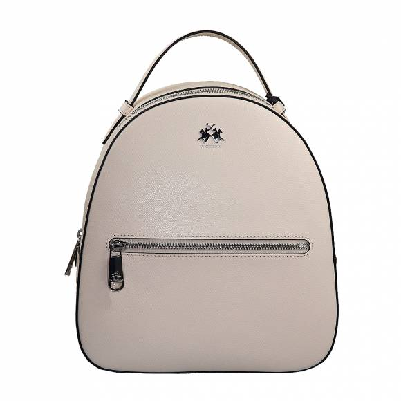 Γυναικεία Τσάντα La Martina backpack bag NEVADA 41W281  P0005 04160 Whisper pink