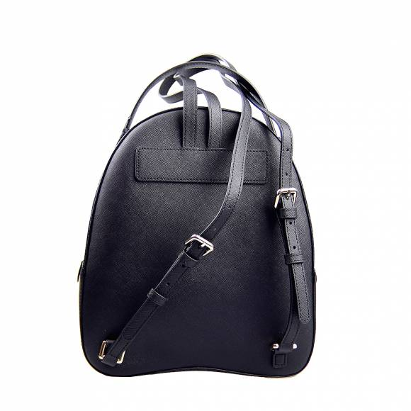 Γυναικεία Τσάντα La Martina backpack bag NINA 41W431 P0034 09999 Black leather