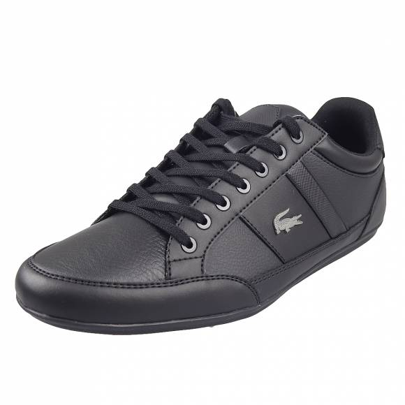 Ανδρικά Sneakers Lacoste Chaymon Bl 1 Cma 7 37CMA009402H Blk Synthetic Leather