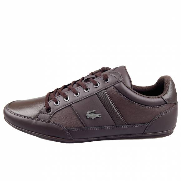 Ανδρικά Sneakers Lacoste Chaymon Bl 1 Cma 7 37CMA0094DB2 Dk Brw Dk Brw Synthetic Leather