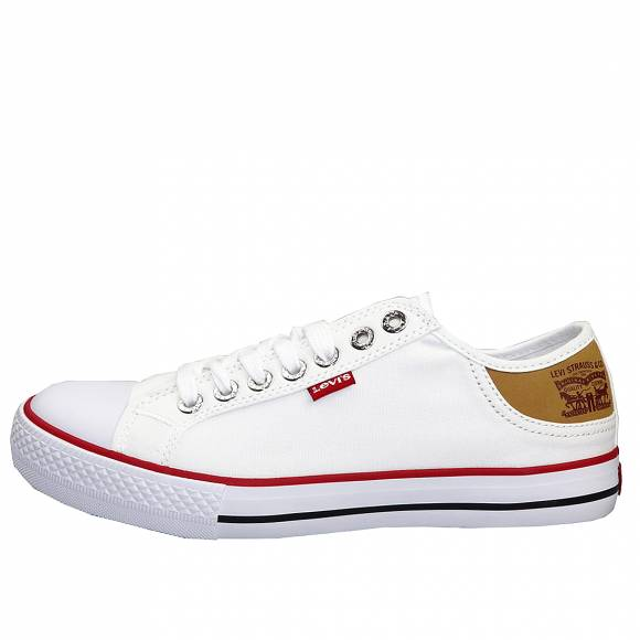 Ανδρικά Sneakers Levis 223001 733 51 Stan Buck Regular White
