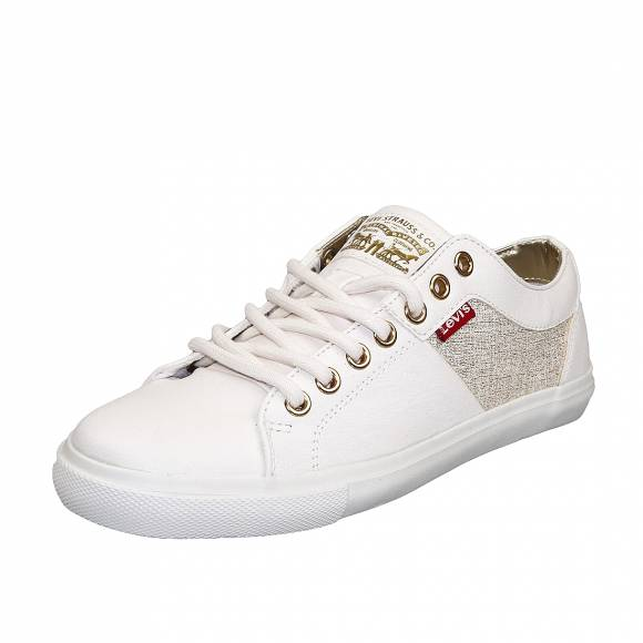 Γυναικεία Sneakers Levis Woods W 227843 841 50 Brilliant White