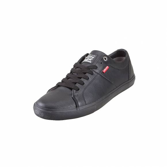 Ανδρικά Sneakers Levis Woods 225826740 60 Brilliant Black