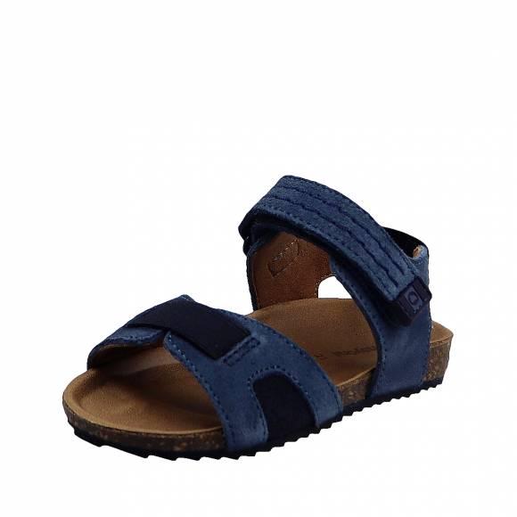 Παιδικά Δερμάτινα Πέδιλα Mayoral 41204 sandalia bio elastico 62 jeans