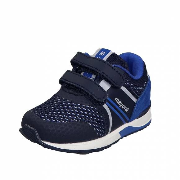 Παιδικά Δερμάτινα Sneakers Mayoral 41 192 Running Mesh 44 Klein
