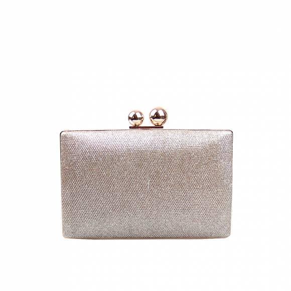 Γυναικεία clutch Menbur 84713 0087 Stone
