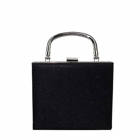 Γυναικεία clutch Menbur 84747 0001 Black