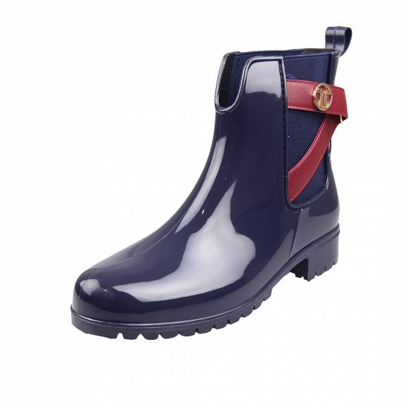 Γυναικεία Rain Booties Miss Envie V22 12100 91 Blue