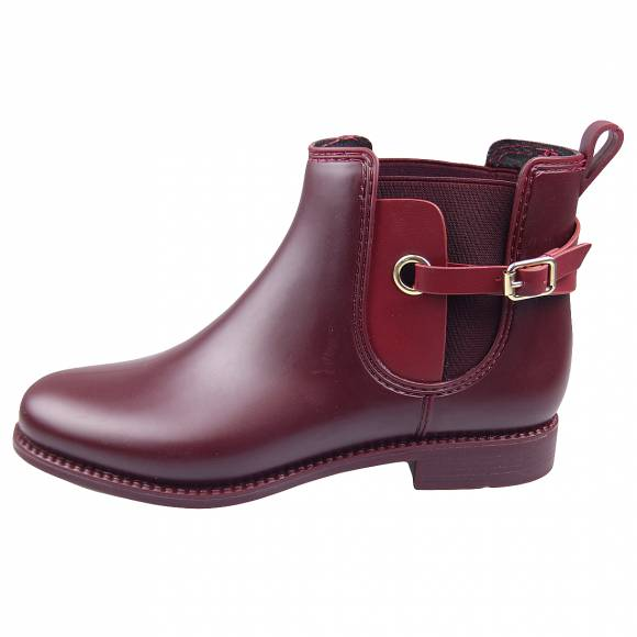 Γυναικεία Rain Booties Miss Envie V22 12103 39 Bordeaux