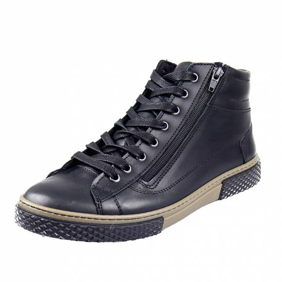 Ανδρικά Sneakers Nicestep 987 Black