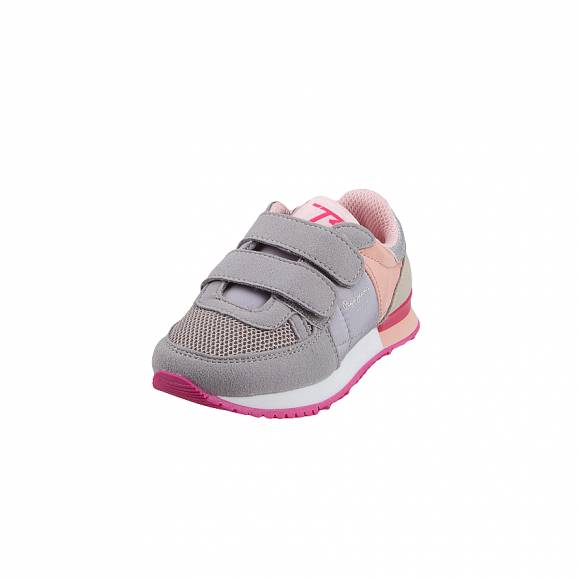 Παιδικά Sneakers Pepe Jeans PGS30420 933 Sydney Basic Girl Kids Grey Marl