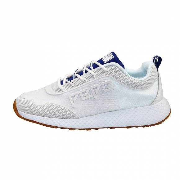 Γυναικεία Sneakers Pepe Jeans PLS30998 802 Koko ive optic white