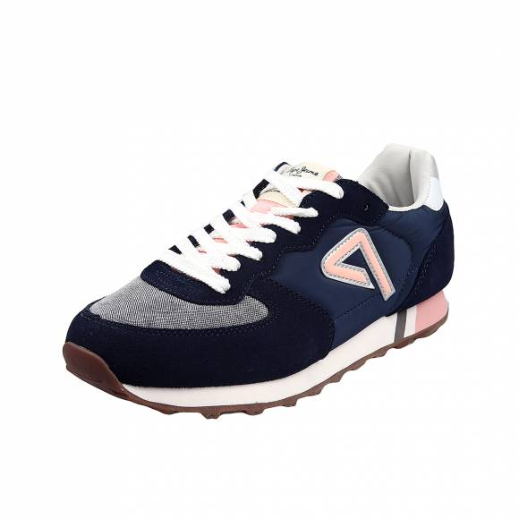 Γυναικεία Sneakers Pepe Jeans PLS31005 595 Klein Archive summer navy