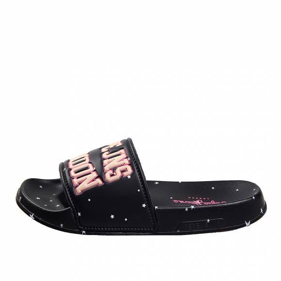 Γυναικείες slider Pepe Jeans PLS70078 999 slider stars black