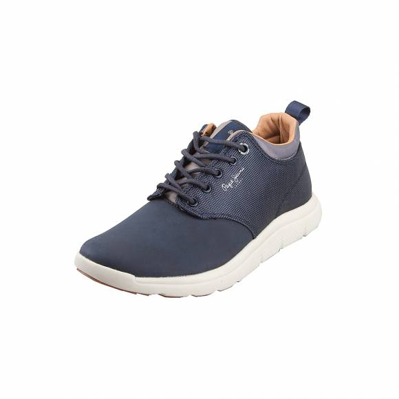 Ανδρικά Sneakers Pepe Jeans PMS30566 595 Hike Smart Boot Navy