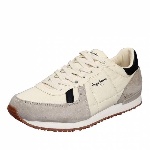 Ανδρικά Sneakers Pepe Jeans PMS30614 836 Tinker jogger stone
