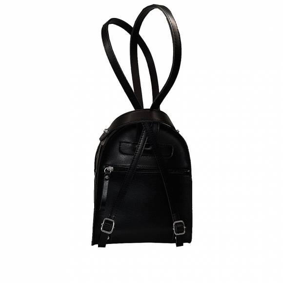 Γυναικεία Τσάντα Backpack Eco Leather Pierro Accessories 90551EC01 Black