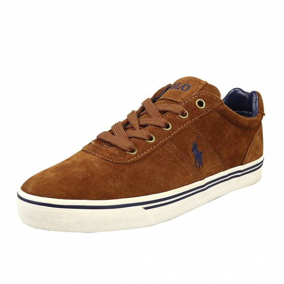 Ανδρικά Sneakers Ανδρικά Sneakers Polo Ralph Lauren Hanford 816641859003 Sk Vlc New Snuff